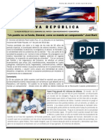LNR 84 (Revista La Nueva Republica) 15 de Julio de 2013 Cubacid.org