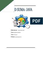 Tdd-suma 2 Numeros en Java-olger Condori Orconen