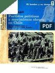 Angell Alan Partidos Polc3adticos y Movimiento Obrero en Chile de Los Origenes Hasta El Triunfo de La Unidad Popular