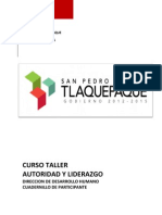MANUAL de Autoridad y Liderazgo