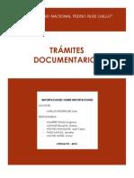 Trámites y Documentos