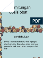 Perhitungan Dosis Obat 24