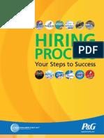 Pg Hiring Process