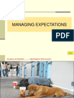 Managing Expectations -Boi