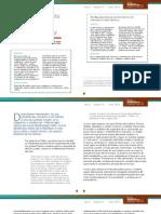 Contrapunto 1. La anomia regulada y la lucha por la institucionalidad en América Latina. Por. Luis Mack Sociólogo y Doctor en Ciencia Política