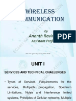 Unit 1wireless communication notes