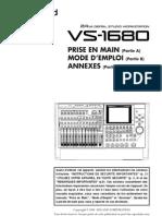 Roland VS1680 Manual Completo