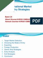 International Marketing PPT