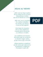 Hojas Al Viento