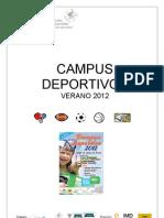 Campus Deportivos Imi 2012