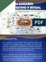Calendario Agrofestivo y Ritual - Diapositivas