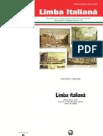 Limba Italiana Manual Anul1 Coperta