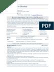Business Advisor's CV Template2