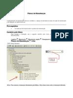 IP01 - Planos de Manutenç¦o