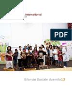 Bilancio Sociale_Report Duemila12