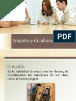 Empatía y Colaboración