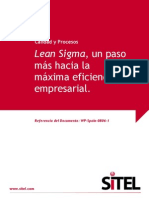 Lean Sigma - SITEL.pdf