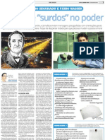 Cegos e surdos no poder - Fábio Nasser e Teotônio Segurado - Psicografia