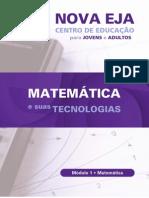 Matematica Mod 1 Nova Eja