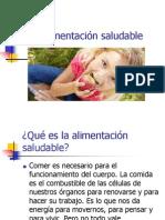 Taller Alimentacion Saludable Escuela 01