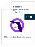 Child Support Bench Book