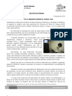 12/07/13 Germán Tenorio Vasconcelos combate La Obesidad Desde El Hogar, Sso