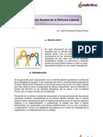 Efectos Fiscales de La Reforma Laboral