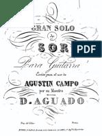 Aguado SOR, Fernando Gran Solo (Aguado)
