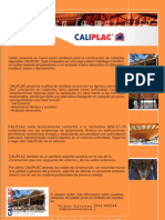 presentacion caliplac