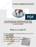 Cross Cultural Communication Ppt