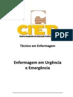 Apostila de Enfermagem Em Urgencia e Emergencia