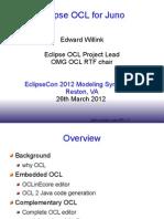 Eclipse Con 2012