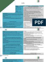 Estandares y Competencias Programa de Estudios 2011