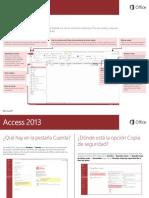 Guia Inicio Rapido Access 2013