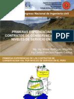 3 Mantenimiento Primeras Experiencias Conservacion Vial 1expcconsvialns-091110224422-Phpapp01