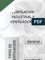 Ventilacion Industrial y Ventiladores