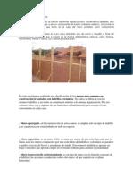 Los Muros de Ladrillos