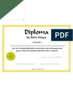Diploma de SemGraca