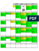 July 2013 Outreach Calendar (Final)