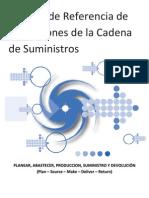 Modelo de Referencia de Operaciones de La Cadena de Suministro
