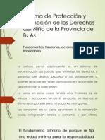 Sistema de protección y promoción de los derechos del niño en la Provincia de Buenos Aires