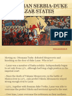 13-Moravian Serbia-Duke Lazar States