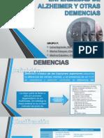 Enfermedad de Alzheimer y Otras Demencias Final
