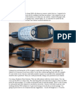 SMS Remote Control