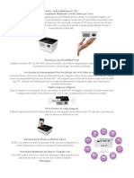 Caracteristicas Proyector Benq Gp2