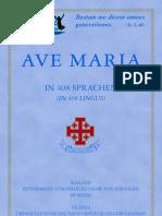 Ave María en 408 idiomas - JPR504