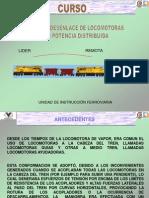 PRESENTACION CURSO OPERACIÓN DE TRENES CON PD LB