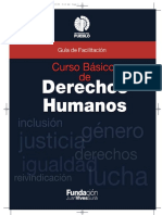 digital manual de facilitación DERECHOS HUMANOS
