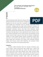 Analisis Teori Hubungan Internasional (5)