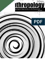 Paranthropology Vol4. No. 3 (July 2013)